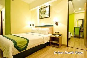 Green Batara Hotel Bandung - Deluxe Double