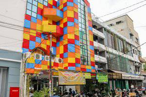 NIDA Rooms Taman Sari Pinangsia - Eksterior