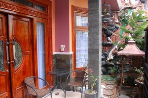 Villa Condong Catur Yogyakarta - Exterior