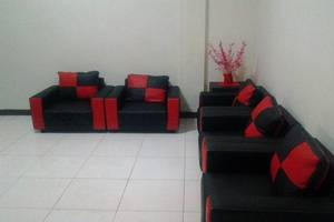 Hotel Permata Makassar Makassar - Ruang tamu