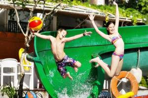 Prime Plaza Suites Sanur Bali - Camp Splash