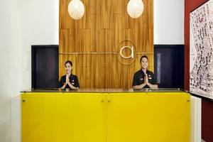 Amaris Hotel Lebak Bene Bali - Resepsionis