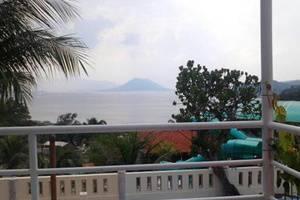 D'Cabin Hotel Container Jatiluhur Purwakarta - Pemandangan Danau