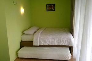 D'Cabin Hotel Container Jatiluhur Purwakarta - Kamar tidur