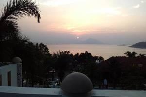 D'Cabin Hotel Container Jatiluhur Purwakarta - pemandangan
