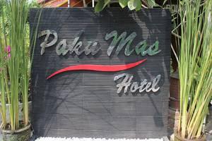 Paku Mas Hotel Yogyakarta - Eksterior