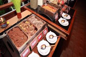 Paku Mas Hotel Yogyakarta - Perjamuan Sarapan