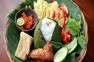 Paku Mas Hotel Yogyakarta - Menu