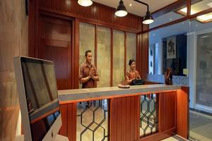 Paku Mas Hotel Yogyakarta - Resepsionis
