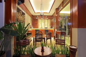 Paku Mas Hotel Yogyakarta - Lobi