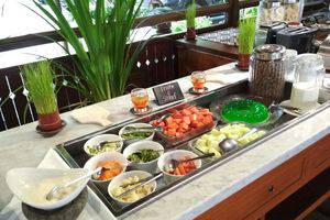 Paku Mas Hotel Yogyakarta - Makanan dan Minuman