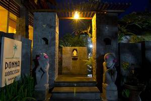 Donna Homestay Bali - pemandangan