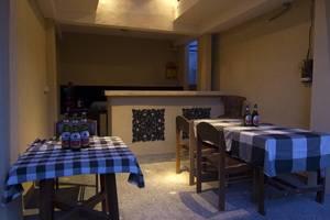 Donna Homestay Bali - Ruang makan