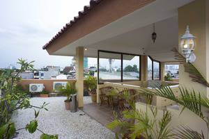 RedDoorz @Kwitang Jakarta - Rooftop