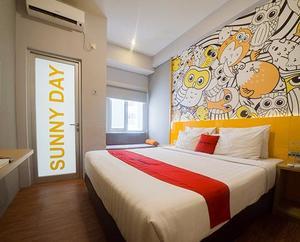 RedDoorz Apartment near Bundaran Satelit Surabaya