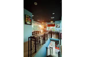 Red Planet Surabaya - Cafe