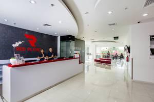 Red Planet Surabaya - Lobi