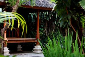 AlamKulKul Boutique Resort Bali - Taman