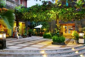 AlamKulKul Boutique Resort Bali - Sekitar