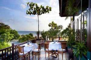 AlamKulKul Boutique Resort Bali - Terrace