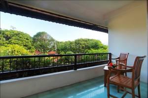 AlamKulKul Boutique Resort Bali - Alam Room Balcony