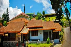 Hotel Ever Green Village Bogor - Tampilan Luar Hotel