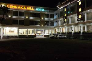 Cempaka Hill Hotel Jember - Pemandangan