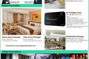Bogor Valley Hotel - may info
