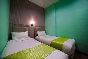 Greenland Hotel Batam Center Batam - Standar Tempat Tidur Twin