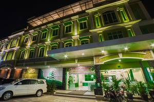 Greenland Hotel Batam Center Batam - pemandangan di greenland hotel batam center