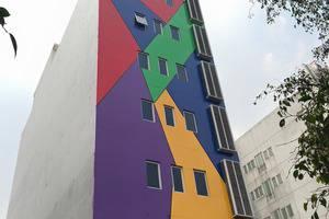 Hotel Fiducia Blora Jakarta - Tampilan Luar Hotel