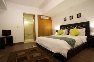 Sunset Residence Condotel Bali - Penthouse - Kamar Utama