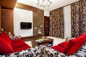 D'Batoe Hotel Bandung - Kamar tamu