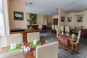 NIDA Rooms Istana Medan Baru - Restoran