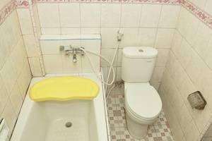 Hotel Andhika Samarinda Samarinda - Kamar mandi