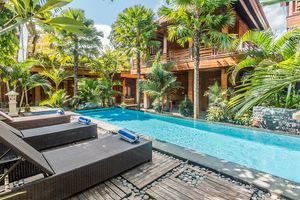 ZenRooms Ubud Nyuh Kuning Bali - Kolam Renang