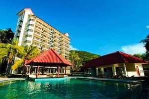 Laprima Hotel Flores - Entrance