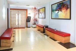 Seven Nite Inn Palembang - Lobi