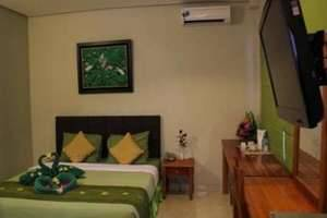 Green Villas Bali - Kamar Deluxe