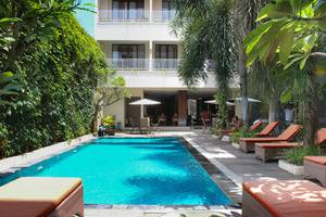 Airy Kuta Karang Tenget 15 Bali - Swimming Pool
