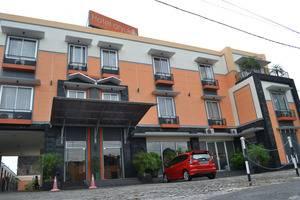 Hotel Aryuka Yogyakarta - bangunan