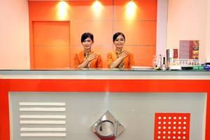 Hotel Aryuka Yogyakarta - receptionist 24 hours