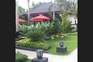 Pandawa Village Bali - Garden