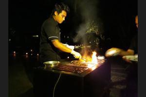 Pandawa Village Bali - BBQ/Picnic Area