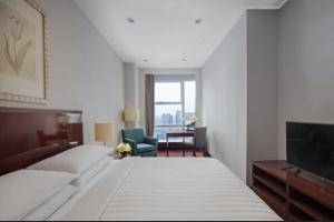 Marriott Executive Apartments Mayflower Setiabudi - Lobby