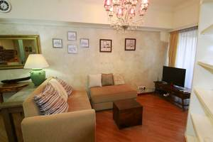 Cozy 2 Bedrooms Sudirman Tower Apartment by Travelio