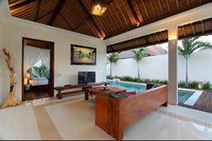 Le Nixsun Villa & Spa Bali - Guestroom