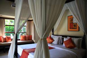 The Ulin Villas and Spa Bali - Hotel Lounge