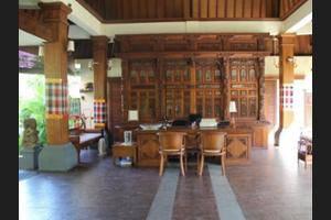 Besakih Beach Hotel Bali - Reception