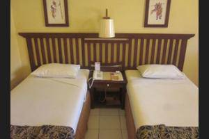 Besakih Beach Hotel Bali - Guestroom